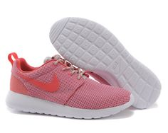 1a122c3ae3c93 Nike Wmns Roshe Run Light Base Grey Geranium Summit White Volt Running Shoes