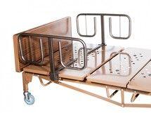 "Half Length ""T"" Style Bed Rails - 15021bv"