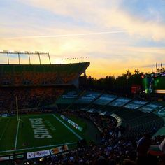 || Friday night lights. CFL ain't so bad. [A] #OUTINON #FridayNightLights #CFL #football