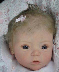 Bespoke Babies 'Livia' Gudren Legler Sold Out Le Reborn Baby Girl | eBay