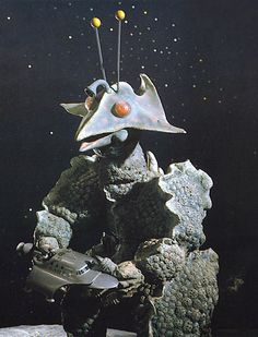 宇宙大怪獣ギララ, Uchū Daikaijū Girara, Giant Space Monster Guilala) aka The X from Outer Space (1967) swampthingy:  SciFi Japan