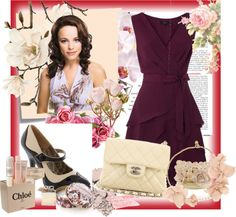 """Rachel McAdams Style"" by christamann on Polyvore"