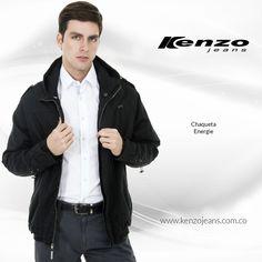 Un #outfit basado en tonos oscuros le brinda formalidad a tu #look, ideal para una cita casual o una reunión importante. #KenzoJeans compra ahora en ow.ly/VGAEY