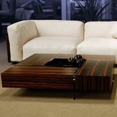 Find it at the Foundary - Boxter Coffee Table - Ebony