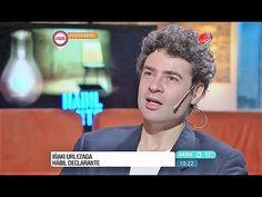 Entrevista a Iñaki Urlezaga en  Buen dia Uruguay