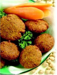 Falafel Recipes  Lebanese Dish ------------   http://www.epicurious.com/recipes/food/views/my-favorite-falafel-231755?