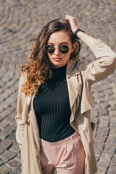 Round Ray Bans, Metal, Outfits, Accessories, Suits, Metals, Kleding, Outfit, Outfit Posts