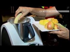 Sorvete de frutas light - Thermomix - YouTube Healthy Recipes, Make It Yourself, Facebook, Youtube, Fruit Ice Cream, Dinner, Thermomix, Healthy Food Recipes, Healthy Eating Recipes
