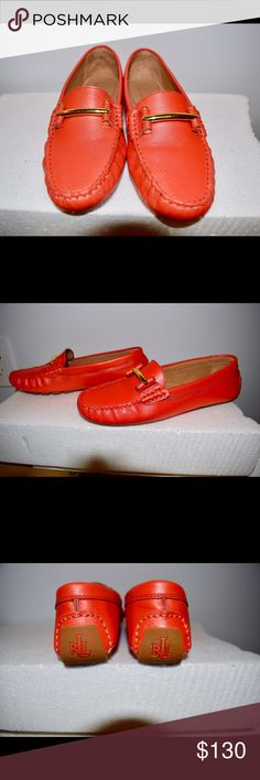 NEW Ralph Lauren loafers Brand new Ralph Lauren loafers. NWOT. Accepting any reasonable offers Ralph Lauren RRL Shoes Flats & Loafers