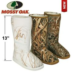 3e6daf94611 DAWGS Mossy Oak® 13 inch Australian Style Boots for Women http   www