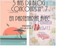 """Blog """"Aux Douceurs Littéraires"""", plein de bons conseils."""