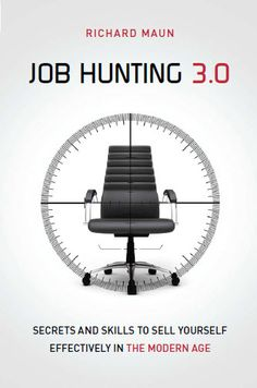 Job Hunting 3.0 - the best selling book full of job hunting tips. Available on Amazon, or follow @jobhunting3 on twitter for free tips.