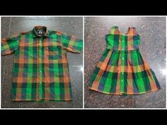 Old shirt converted in to new beautiful frock Beautiful Frocks, Girls Dresses Sewing, Kids Dress Patterns, Old Shirts, Pakistani Dress Design, Baby Sewing, Shirts For Girls, Blouse Designs, Baby Dress