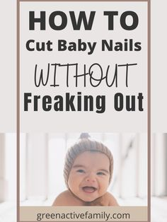 Newborn baby hacks and tips to help with trimming your baby nails and making it was less scary. Baby hacks and clever ideas for new moms, lifehacks, new mom ideas and easy new tricks. Find the best prodcuts for this nail trimming baby hacks with videos. Newborns baby life hacks for new moms to diy trimming their baby nails. Cut your infants nails with ease using these newborns new moms ideas. Baby Hacks | Baby Life Hacks | Baby Hacks Newborn | Baby Hacks Clever Ideas Baby Life Hacks, Baby Nails, Trim Nails, Freak Out, New Tricks, Mom And Baby, Lifehacks, Infants, Newborns