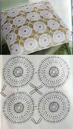 Unit crochet pattern home home