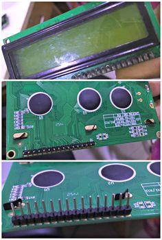 Interfacing LCD with Arduino