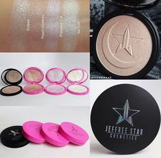 This new collaboration Eclipse highlighter by Jeffree Star and Manny MUA is just life. I guess that it would be my favourite. @jeffreestar @mannymua #jeffreestar #mannymua #eclipse #highlighter #eclipsehighlighter
