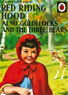 Ladybird book: Red Riding Hood