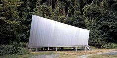 toyo ito aluminium shed