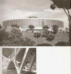 ArtChist: Palazzo dello sport a Roma | Marcello Piacentini +...