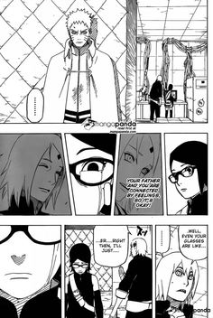 Naruto Gaiden: The Seventh Hokage 7 - Page 19  Mad for more reasons than one