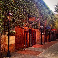 Hutson Street - Charleston