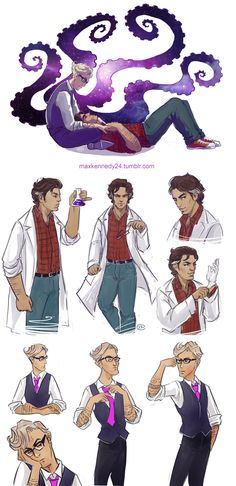 Welcome to Night Vale sketches by maXKennedy.deviantart.com on @deviantART