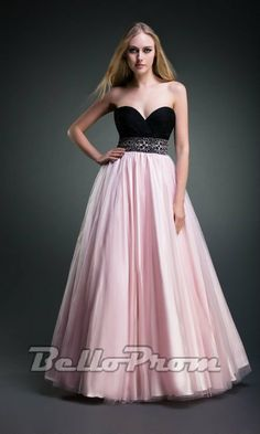 Sweetheart Pink Pricess Ball Gown 2585