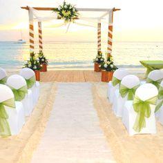 Celebrating a destination wedding @occidental  Grand Aruba