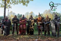 Sons of Durin   My page: https://m.facebook.com/blackdinocosplay/