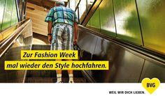 Nicht mal deine Mudda liebt die BVG | 10+5 | politisches magazin