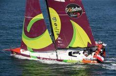 Vendée Globe 2012-13. Dia 12 (III).