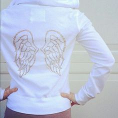 angel wings Victorias Secret