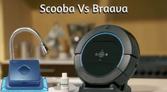 Difference Between Scooba and Braava Robotics #VacuumCleaner  https://vacuumcleanercarpet.com/scooba-vs-braava-robotic-vacuums/  For easy floor cleaning, you can use robotics vacuum. This vacuum cleaner can easily clean your house all by themselves. In this article, I've differentiated two best robotics vacuums: #Scooba vs. #Braava. After checking it out, you can easily know which one is better for your floor cleaning requirements.