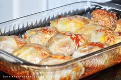 Simple Farmstead Cooking: Stuffed Cabbage Rolls