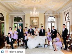 awesome vancouver wedding And they lived happily ever after! #Repost @dlove_affair ・・・ The more the merrier  Photography: @sowedding #wedding #ceremony #venue #love #beautiful #hycroft #lilacwedding #chinesewedding #weddingparty #bridalparty #brideandgroom #bridesmaids #groomsmen #groupphoto #themorethemerrier #happy #vancouverbride #instawedding #weddingplanning #dlove_affair by @magnetstreetwed  #vancouverwedding #vancouverweddingvenue #vancouverwedding