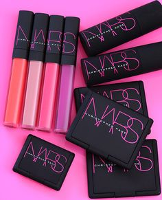 NARS Christopher Kane Collection for Summer 2015