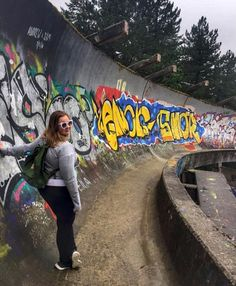 #bosnia #bosniaandherzegovina #sarajevo #olimpicpark #travel