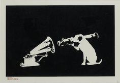 Banksy, 'HMV' Dog - Signed, 2003, Art Angels