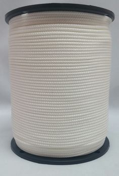 Other Home Building and Hardware 20594: Solid Braid Rope (#5) 5 32 X 1000Ft White Utility Cord -> BUY IT NOW ONLY: $35 on eBay!