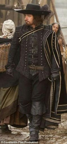 Three musketeers movie costume