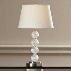 "Emet 28.5"" H Table Lamp with Empire Shade"