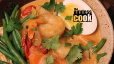 Curry Laksa Recipe - Southeast Asian Cooking