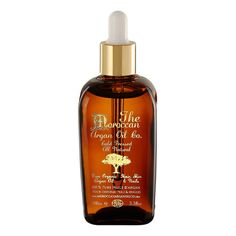 £19.99 The Moroccan Argan Oil Dropper 100mL