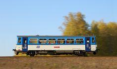 ČD 810 CzechRailways
