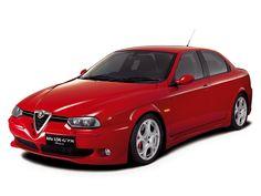 Alfa Romeo 156 GTA.