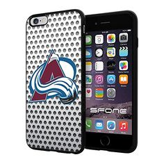 "Colorado Avalanche White Net #2154 iPhone 6 Plus (5.5"") I6+ Case Protection Scratch Proof Soft Case Cover Protector SURIYAN http://www.amazon.com/dp/B00X5QIFSK/ref=cm_sw_r_pi_dp_Hujwvb0GW6Z4X"