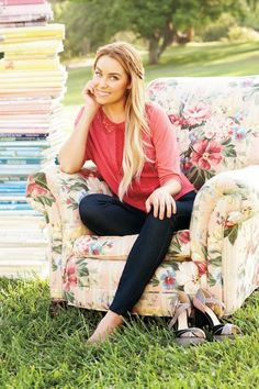 LC Lauren Conrad for Kohl's Fall 2012 Lookbook - The Budget Babe