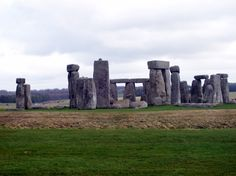 Who, what, & why? Stonehenge - only the Druids know.