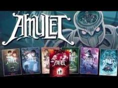 Amulettserien av Kazu Kibuishi